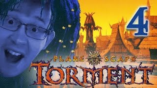 Torment 4: A good drag of something across something