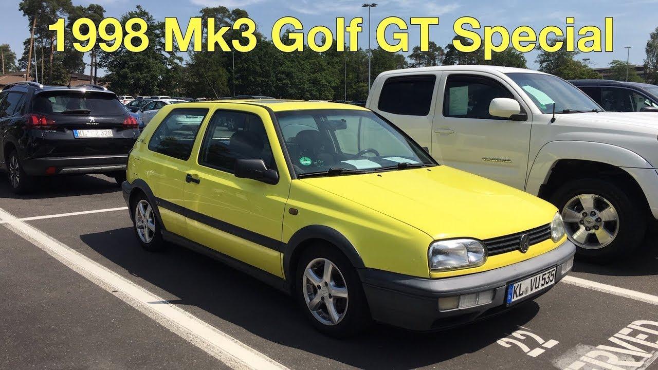New project car?? Mk3 Golf GT Special