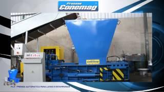 PLX - Prensa Automática para Alumínio - (16) 3333-6966