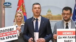 Бошко Обрадовић: Од данас је јасно ко је власт, а ко опозиција у Србији