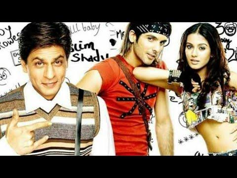 Chand Mera Dil - Main Hoon Na ( Scene ) Shahrukh Khan WhatsApp Status Videos 2017 | Mr Status