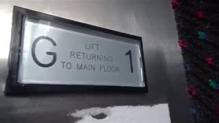 Unknown Lift at Focal Point, Hastings