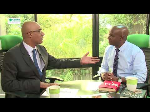 Interview with Edwin H. Dande Managing Director and CEO Cytonn Investments
