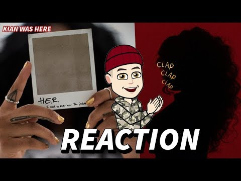 Reacting To I USED TO KNOW H.E.R. By H.E.R.
