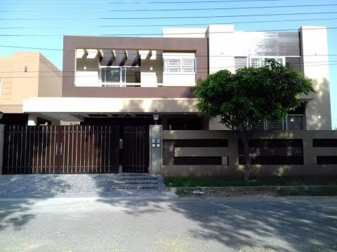 1 KANAL DOUBLE UNIT HOUSE IS AVAILABLE FOR SALE IN IZMIR TOWN - BLOCK C LAHORE
