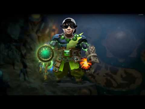 Player Highlight LFY.AhFu  TI7 UB Round 2 VP vs LFY Game 2