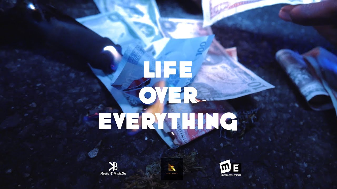 Jovi Ton & Rebel Sixx (Rebel Sixx Tribute) - Life Over Everything (Official Music Video)