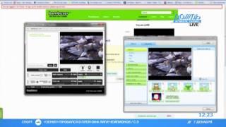 Обзор сервисов для трансляции видео с мобильных(ГАДЖЕОТАЖ. Обозреваем сервисы, с помощью которых можно организовать онлайн-трансляцию видеосигнала со..., 2011-12-07T09:59:45.000Z)