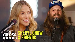 Sheryl Crow & Friends' CMT Crossroads FULL EPISODE   ft Chris Stapleton, Bonnie Raitt & Jason Isbell