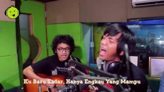 D'Masiv feat. Sivia - Dengarlah Sayang (Video Lyrics)