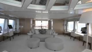 Inside Sunken Mega Yacht Yogi