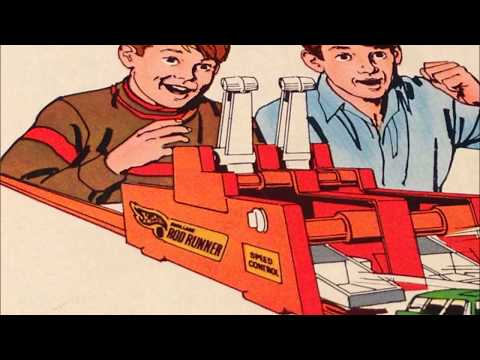 COMIC MAN PRODUCTIONS:  MATTEL HOT WHEELS ROAD RUNNER ARCHIE COMIC BOOK AD 1970