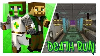 Minecraft - Death Run | JUMP PADS HATE ME ! | With MiniMuka