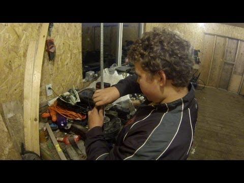 Kawasaki Mule Clutch Removal