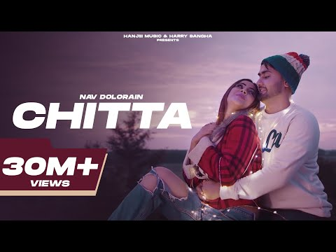 CHITTA (Official Video)  Nav Dolorain ft. Teji Sandhu | New Punjabi Songs 2018 | Hanjiii Music