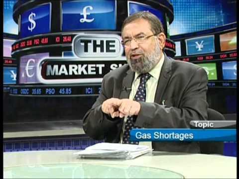 TARIQUE KHAN JAVED DISCUSSING SHORTAGE OF GAS  IN PAKISTAN  WITH JUNAID MAKDA