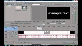 Hey guys today I will teach you the dankest method to Make anything move in sony vegas. Plz be warne.