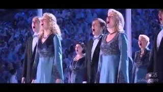 Хор Минина исполняет Гимн России a capella (2010)(Выступление Московского Государственного камерного хора во время церемонии закрытия XXI Зимней Олимпиады..., 2015-11-26T13:17:50.000Z)