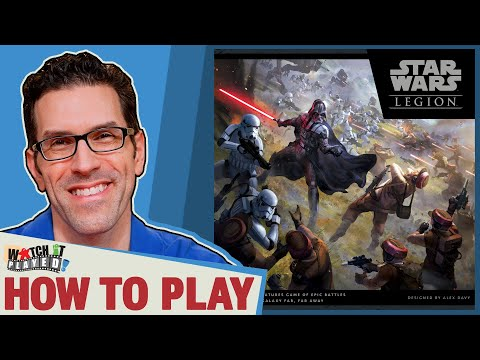 Star Wars: Legion - How To Play