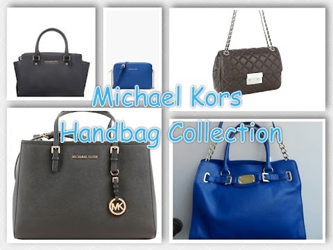 Michael Kors Handbag Collection