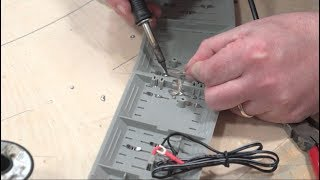 Layout Building Tips & Tricks: Wiring FasTrack