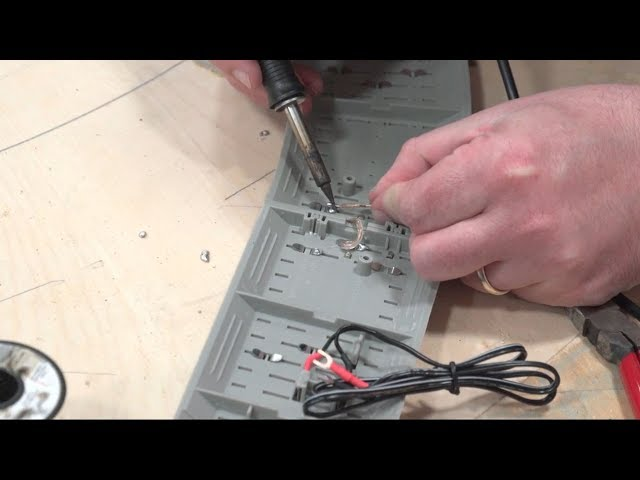 Layout Building Tips & Tricks: Wiring FasTrack - YouTubeYouTube