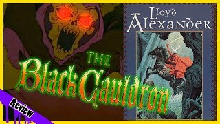 Book VS Movie-The Black Cauldron