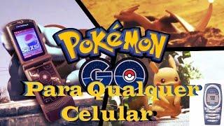 Como instalar Pokemon GO ou colocar em Qualquer Celular Android / 4.0 / 4.1 / 4.2 / 4.3 Tutorial