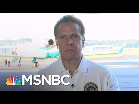 'It's Been Devastating': Andrew Cuomo To Survey Hurricane Irma Damage | Morning Joe | MSNBC