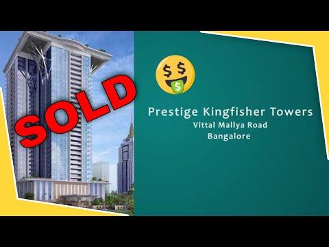 Prestige Kingfisher Towers, Vittal Mallya Rd, UB City, Bangalore