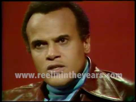 Harry Belafonte Interview 1976 (Part 1 of 2) Brian Linehan's City Lights