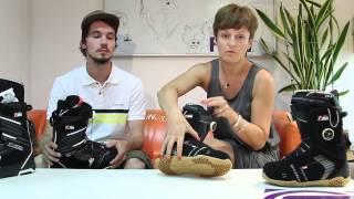 видео Как выбрать ботики для сноуборда