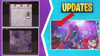 Fortnite 6.31 News: Coordinates, Corrupted Rock Ice, Castle on Iceberg, & More