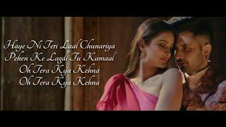 Gambar cover Akull Ft. Chetna Pande - Laal Chunariya Full Song (Lyrics) ▪ Mellow D, Dhruv Yogi