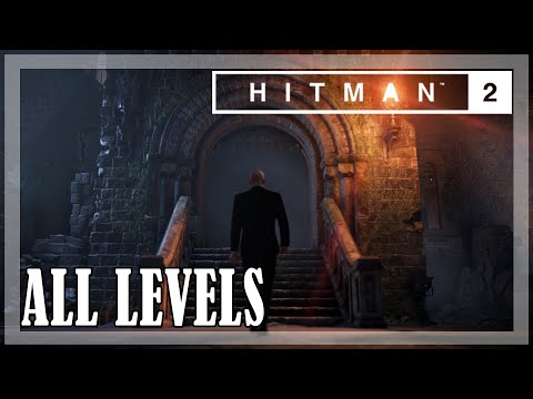 Hitman 2 - All Missions | Full game, Silent Assassin