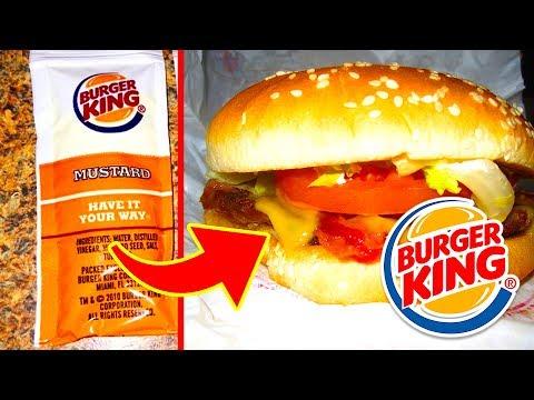 10 Burger King Secret Menu Items That Make Restaurants Jealous