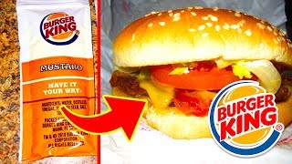 10 Burger King Secret Menu Items That Make Restaurants Jealous