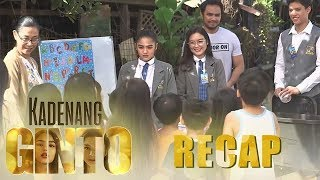 kadenang ginto recap cassie brings marga to teach children