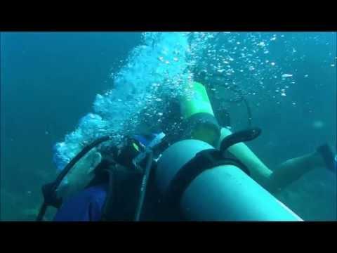 Scuba Diving @ Congo Cay St. John USVI
