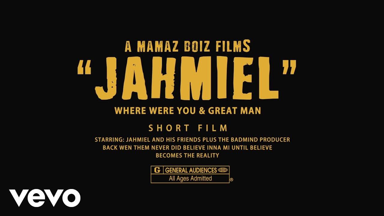 Download ITSJAHMIEL - WHERE WERE YOU? / GREAT MAN