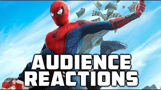 Spider-Man Home-Coming {SPOILERS}: Audience Reactions | July 7, 2017