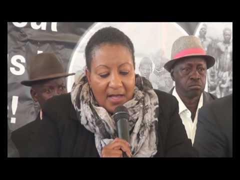 Ovaherero Genocide Foundation says Namibian Government must pick a side
