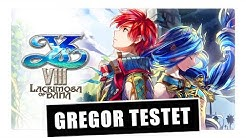 Gregor testet Ys VIII: Lacrimosa of Dana für Nintendo Switch (Review / Test)