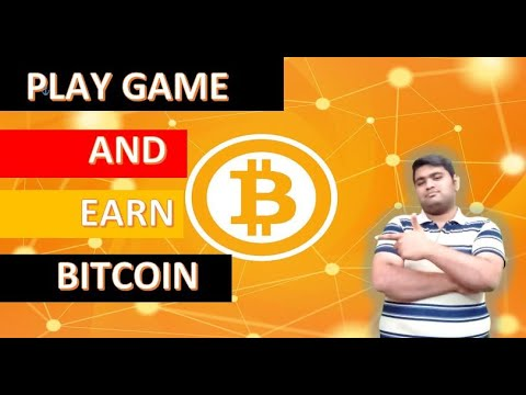 Play Game And Earn Bitcoin 2020 | Apps For Bitcoin Earning With Payment Proof | How To Earn BTC On