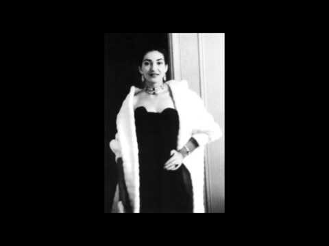 Or che piu non vedro - Medea , Maria Callas