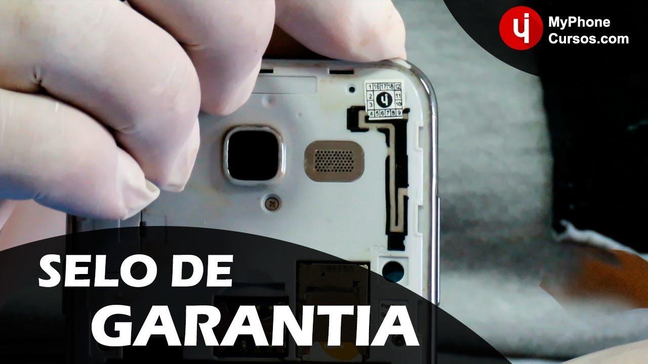 celular roubado na garantia