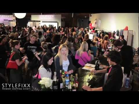 Event Video - STYLEFIXX Premier Shopping Events - Contact us