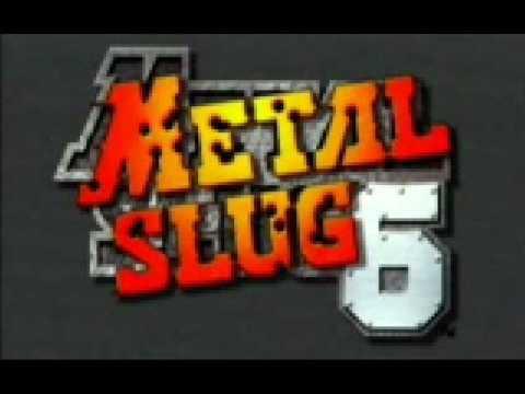 Metal Slug 6 OST: Biotoxic (Boss Theme B)