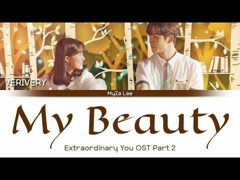 [Sub Indo] VERIVERY - My Beauty (Extraordinary You OST Part 2) Lyrics