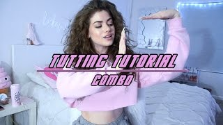 TUT-ORIAL | Beginner Tutting Combo | Dytto